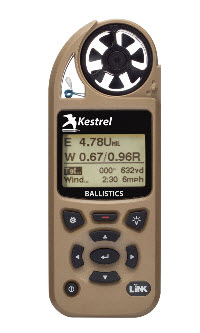 ケストレル5700 Ballistics LiNK