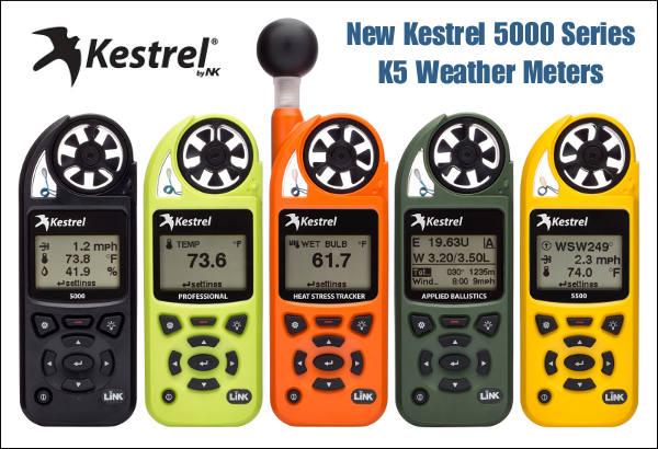 ケストレル5000シリーズ,風速計,環境計,気象計,Kestrel5000series