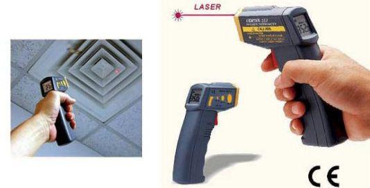 非接触レーザーマーカー赤外線温度計