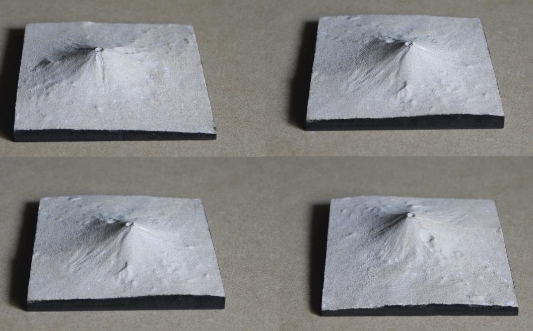 CNCルータの彫刻