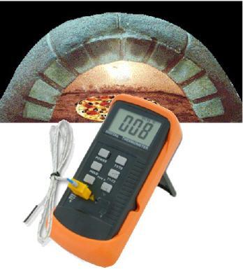 Kタイプデジタル 高性能 高温温度