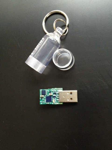 USBデータロガー