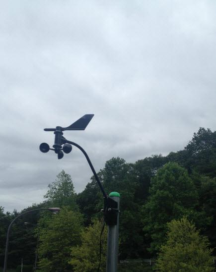 winddatalogger風向風速データロガータイプ2