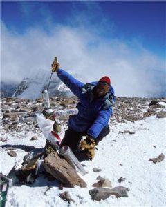登山気象計ケストレル3500