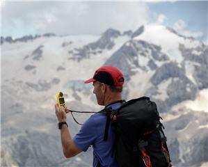 ケストレル5500 登山